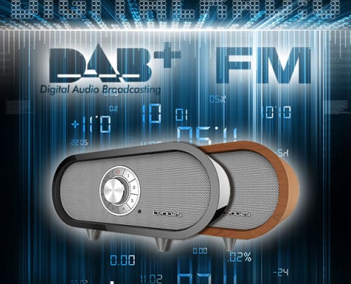 DAB+ Digital Radio +FM
