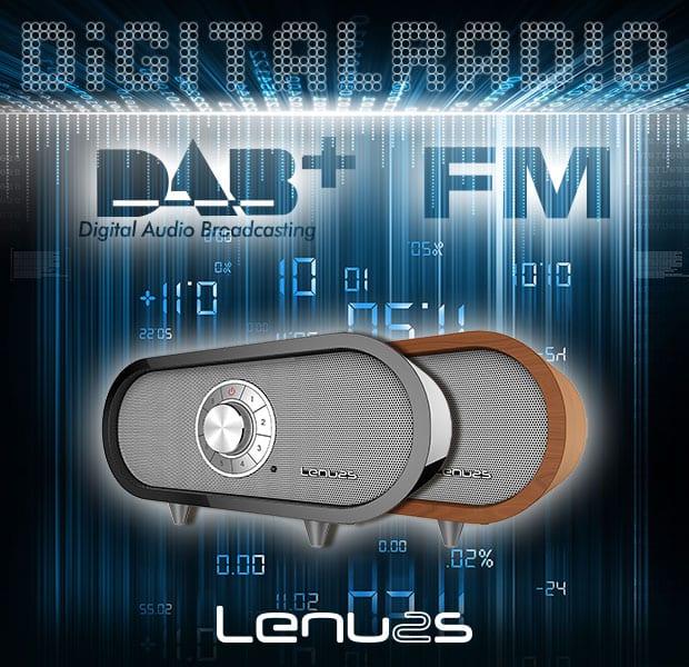 DAB+ Digital Radio +FM