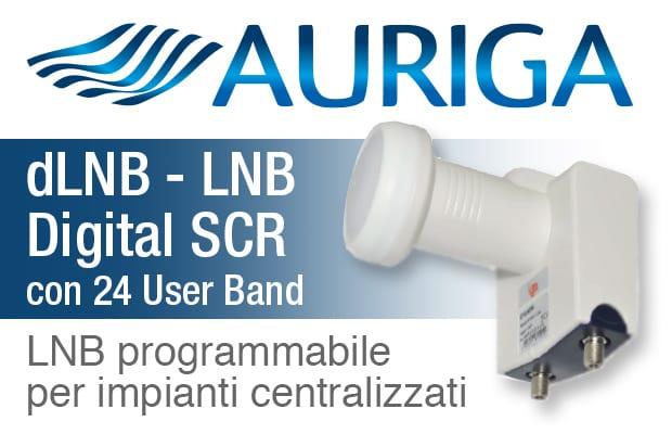 Digital LNB AURIGA