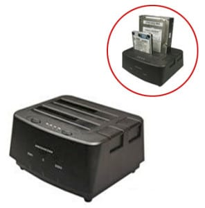Docking Station HDD Duplicator