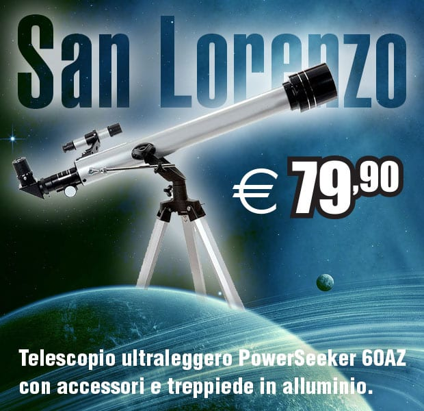 Telescopio PowerSeekers 60AZ