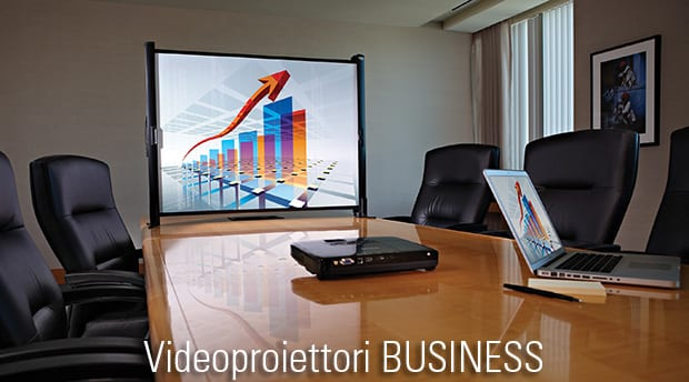 epson videoproiettori business