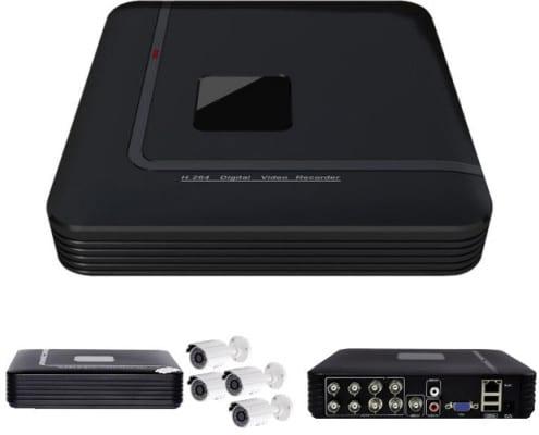 Kit DVR 8ch