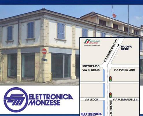 Radio Forniture Lombarde Nuova Sede