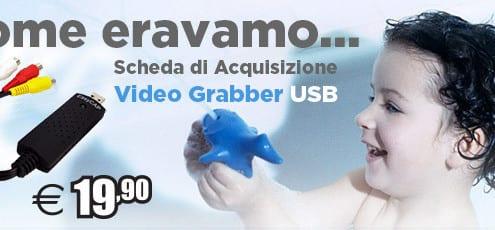 Scheda Acquisizione Video USB