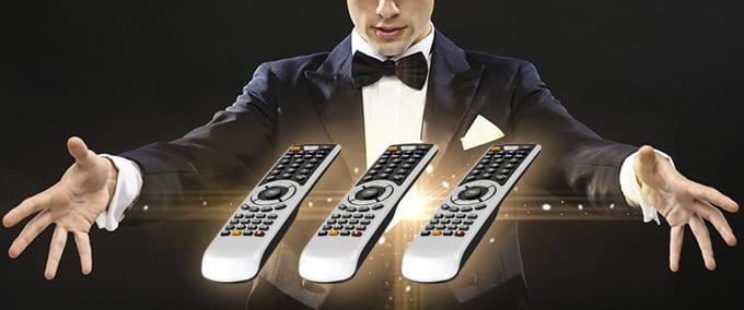 Duplica il tuo telecomando TV - VCR - DVD - Impianti A/V