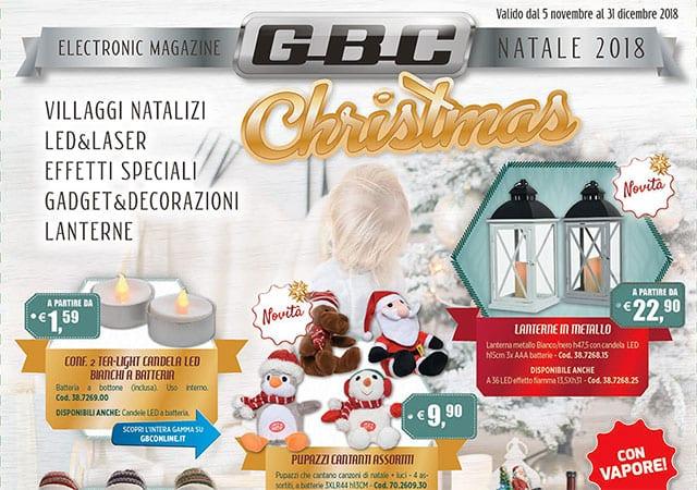 GBC Electronic Magazine - Natale 2018
